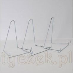 Komplet trzech sztuk stojaków - ekspozytorów XXL