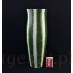 Okazały wazon ze śląskiej porcelany Bogucice