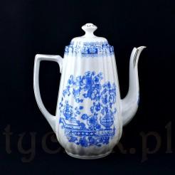 Kultowy wzór CHINA BLAU to kolekcjonerska gratka