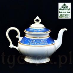 Uroczy imbryk herbaciany z kolekcji Chippendale