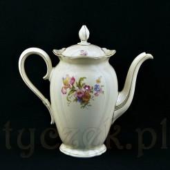 Dzbanek do kawy i herbaty z wytwórni RC ROSENTHAL KRONACH