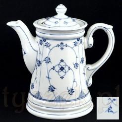 dzbanek słomkowy - Indisch Blau z Thuringen