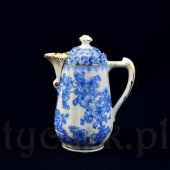 Ekskluzywny dzbanuszek do mokki z kolekcji China Blau