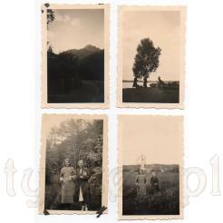 Plenerowe zdjęcia jako pamiątka z urlopu
