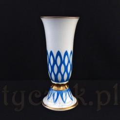 Porcelanowy wazon z Tułowic