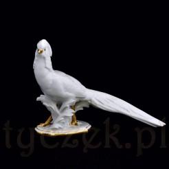 Kolekcjonerska figura z porcelany śląskiej marki Koenigszelt