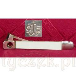 Kolekcjonerska obcinarka do cygar z elementami z masy perłowej