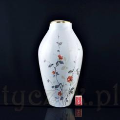 Bardzo wysoki wazon na duże bukiety