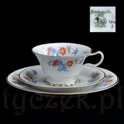 Znakomite Art Deco na porcelanie Bavaria