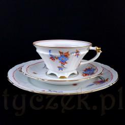 Rzadko spotykana forma porcelany z Sorau