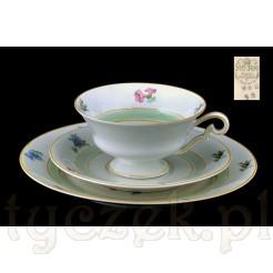 Porcelana Alka Bavaria sygnowana filiżanka