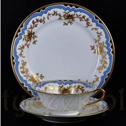 Ekskluzywna porcelana z epoki Art Deco