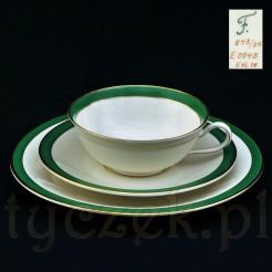 Klasyczna herbaciana filiżanka Furstenberg
