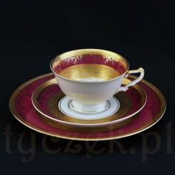 Kapiąca złotem szlachetna śniadaniówka z Bavarii