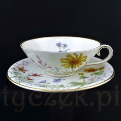 Filiżanka do herbaty z wytwórni Krautheim