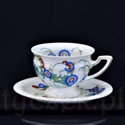Międzywojenna porcelanowa filiżanka marki Rosenthal