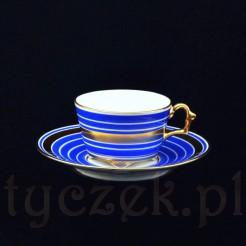 Porcelanowa filiżanka do mocci