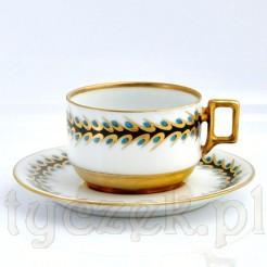 Kolekcjonerskie cacuszko z porcelany marki Steubler