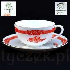 Porcelanowe cacuszko marki Rosenthal Kronach Bavaria