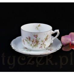 Porcelanowa filiżanka z wytwórni Rosenthal