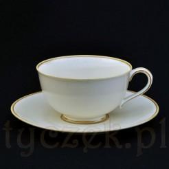 Uniwersalna filiżanka do kawy i herbaty wytwórni Carstens Sorau