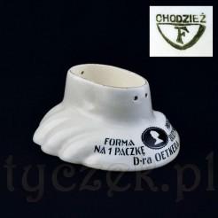 Markowa ceramiczna foremka budyniowa marki Chodzież