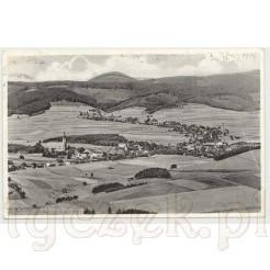 panorama wsi Chełmsko Śląskie