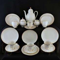 Porcelanowy serwis Księżna