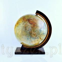 Znakomity globus do nowoczesnych wnętrz typu LOFT