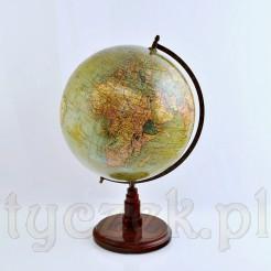 Kolekcjonerski GLOBUS sygnowany Volksglobus