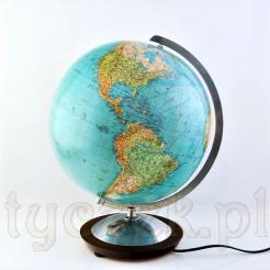 Wyjątkowo ciekawy podświetlany globus