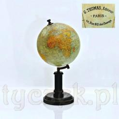 oryginalny globus inny niż wszystkie