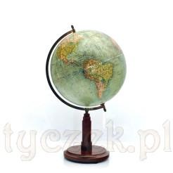 Antyczny globus z lat 1920 - 1928 marki Columbus