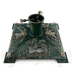 Piękny dekoracyjny stojak na choinkę