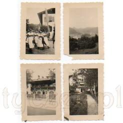 Pamiątkowe zdjęcia z miejscowości Schliersee z 1933 r.