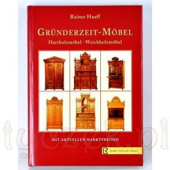 """Rainer Haaff """"Grunderzeit Mobel"""" meble eklektyczne stylu neorenesansowego"""