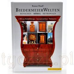 """Biedermeier Welten"" Rainer Haaff katalog stylu Biedermeier"