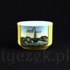 Międzywodzie - souvenir z niemieckiego wtedy Heidebrink