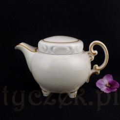 Porcelanowy zaparzacz na herbatę