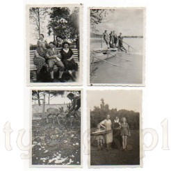 Wspaniałe zdjęcia z przyjaciółmi- dawne pamiątki