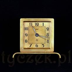 aeger LeCoultre Suisse Oryginalny okaz ze sprawnym werkiem i budzikiem