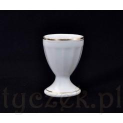 stara porcelanowa jajcarka