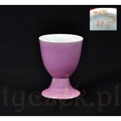 porcelanowy kieliszek do jajka