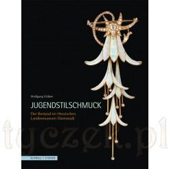 Jugendstil Schmuck muzealny album o biżuterii secesyjnej z wielu krajów