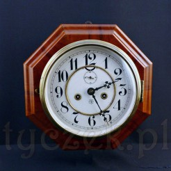 Wiszący zegar drewniany Junghans