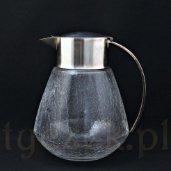 oryginalny dzban na zimne napoje z połowy XX wieku