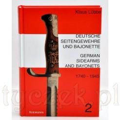 Katalog Niemieckich bagnetów i broni od 1740 roku!