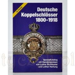 Katalog Klmary niemieckie 1800 - 1918