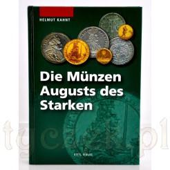 Munzen Augusts des Starken - katalog monet