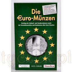 Euro Munz Katalog monet strefy - waluty Euro